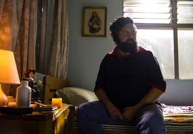 Andrés Parra en una escena de la serie Pablo Escobar, el patrón del mal.
