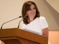 La Primera Dama de El Salvador Vanda Pignato