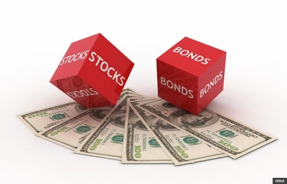Bonds stocks difference explained dice money