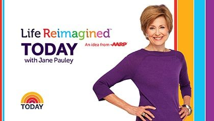 Life Reimagined with Jane Pauley