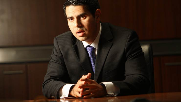 César Conde, presidente de Univision Networks, habla desde Doral, Florida, sobre el futuro de la televisón hispana en Estados Unidos.
