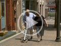 ¿Atiendes a  una persona mayor? Consigue un  relevo