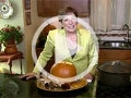 Festive Pumpkin Stuffed With Meat And Fruit, Denise Oller Recipe