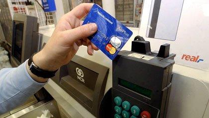 Estafas con las tarjetas de crédito