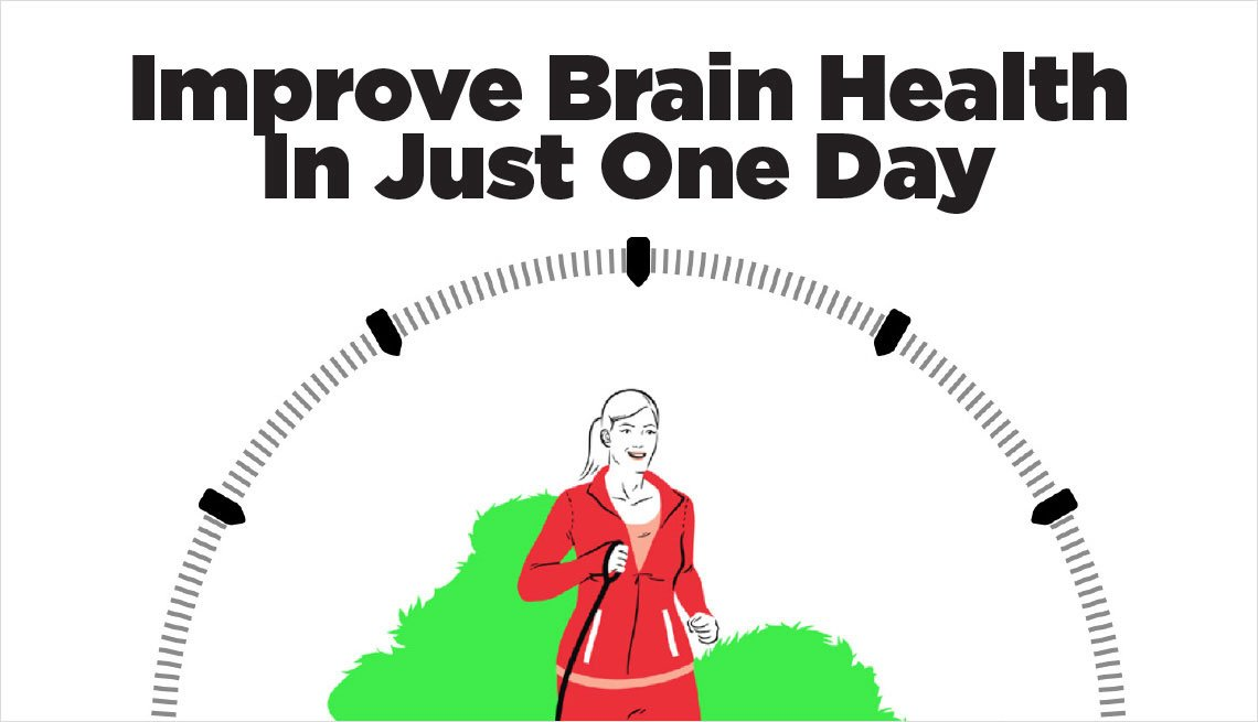 Improve Brain Health In Just One Day