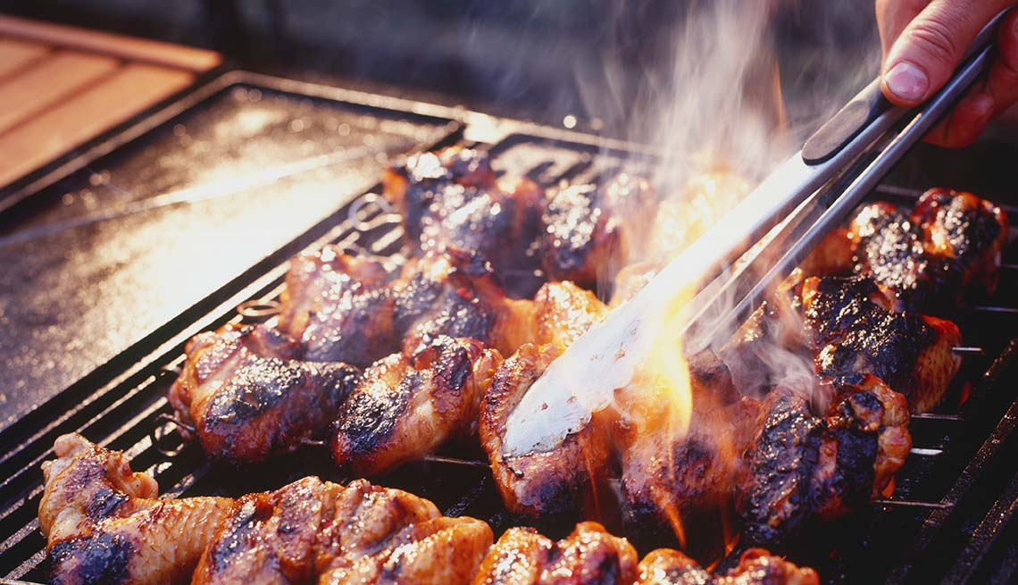 Barbecue BBQ Grilling Meat