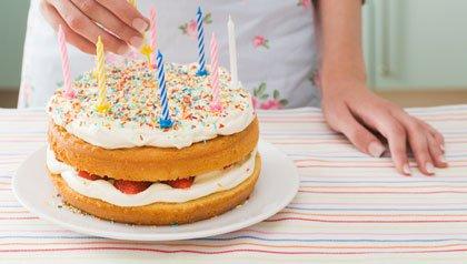 Los mejores ponques de cumpleaños