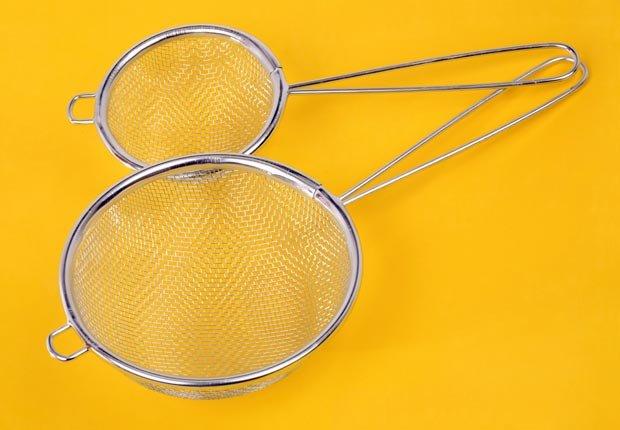Colador - 10 Herramientas de cocina esenciales