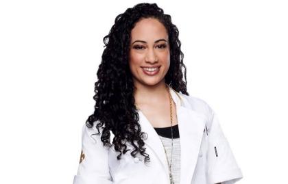 Chef Patricia Vega
