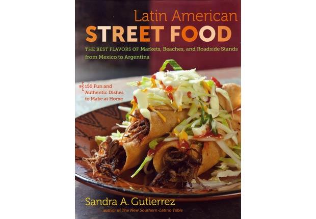 Latin American Street Food por Sandra Gutierrez