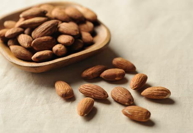Almendras - 10 alimentos afrodisiacos