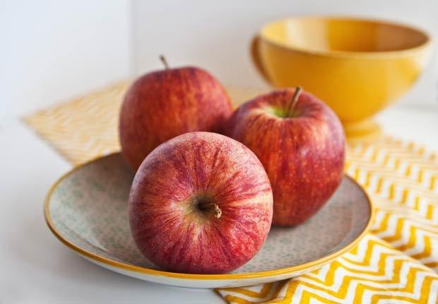 Manzanas - Alimentos que deberias comprar orgánicos