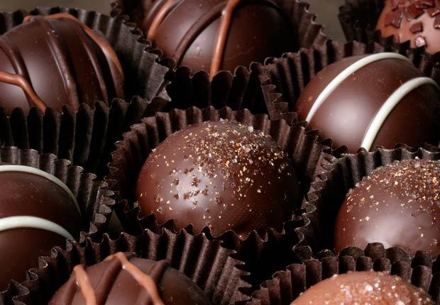 Chocolate - 10 alimentos afrodisiacos