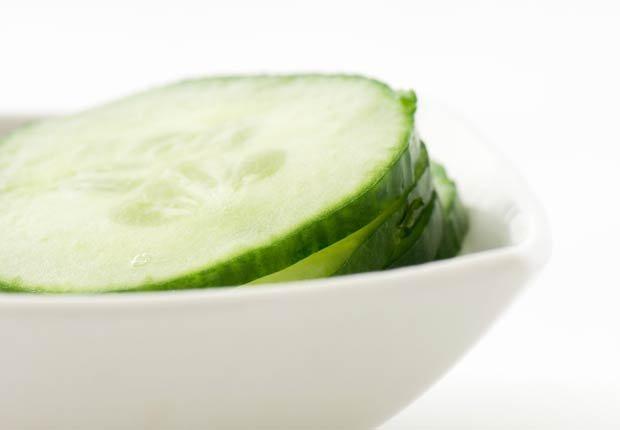 Pepinos - Alimentos que deberias comprar orgánicos