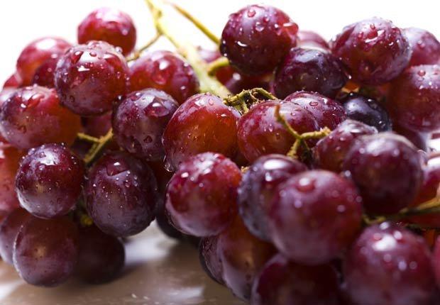 Uvas - Alimentos que deberias comprar orgánicos