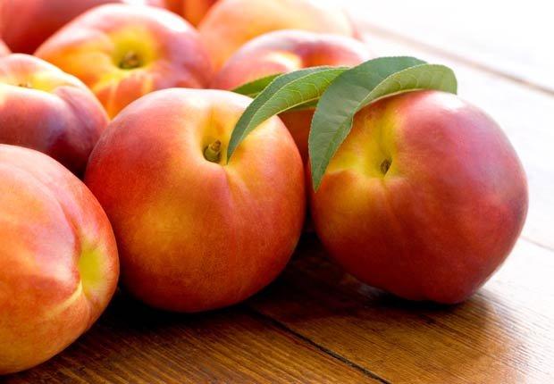 Nectarinas - Alimentos que deberias comprar orgánicos