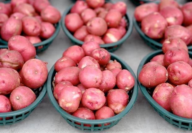 Papas - Alimentos que deberias comprar orgánicos