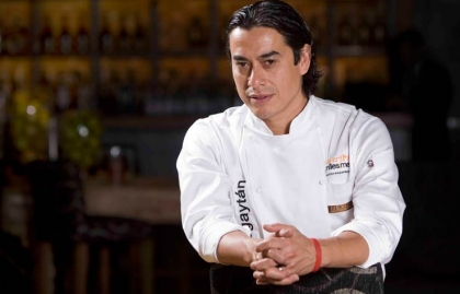 Recetas del chef Carlos Gaytan