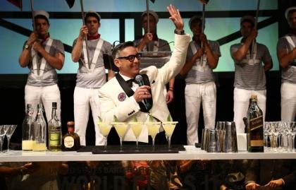 Recetas de cócteles del bartender Julio Cabrera