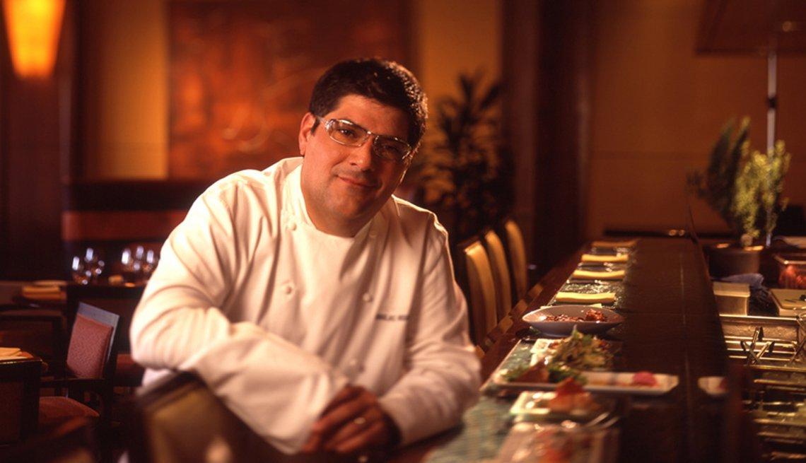 Chef Douglas, Rodriguez