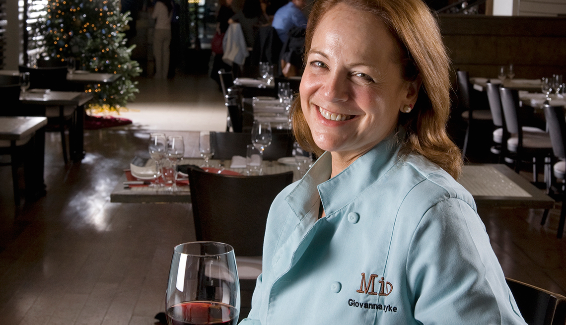 Chef Giovanna Huyke, Top, 10, chefs, latinos