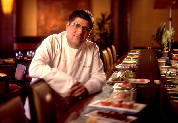 Chef Douglas Rodriguez, Top 10 chefs latinos