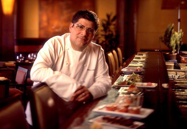 Chef Douglas Rodriguez, Top 10 chefs latinos