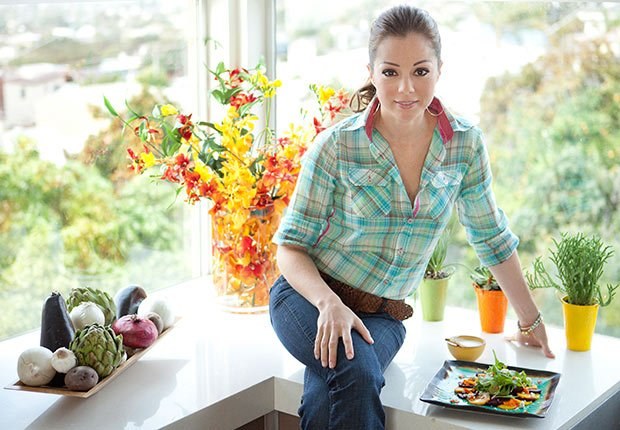 Chef Marcela Valladolid, Top 10 chefs latinos