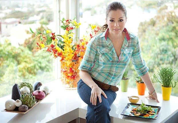 Chef Marcela Valladolid, Top 10 chefs latinos