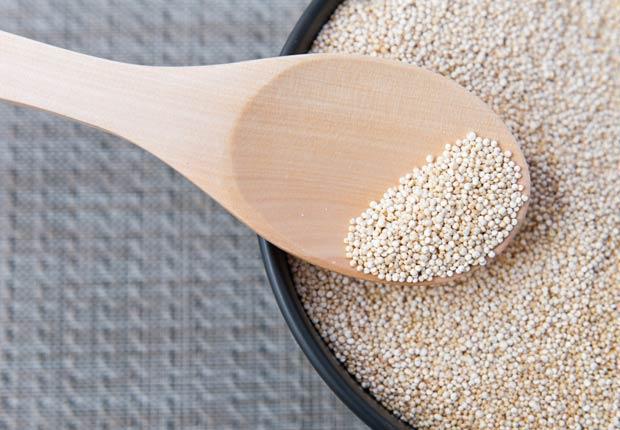 Quinoa blanca - 10 tipos diferentes de Quinoa