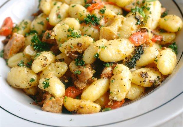 Gnocchi - 10 tipos de pasta y cómo cocinarlas