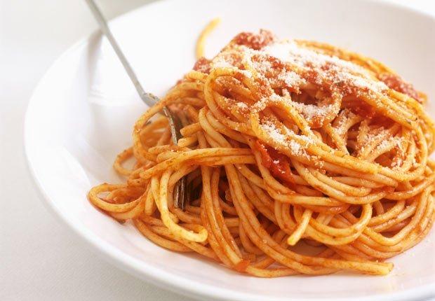 Spaghetti - 10 tipos de pasta y cómo cocinarlas