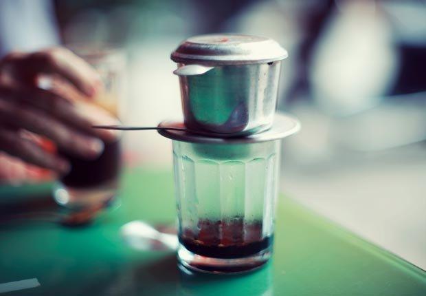 Café vietnamita - 10 maneras de preparar el café alrededor del mundo