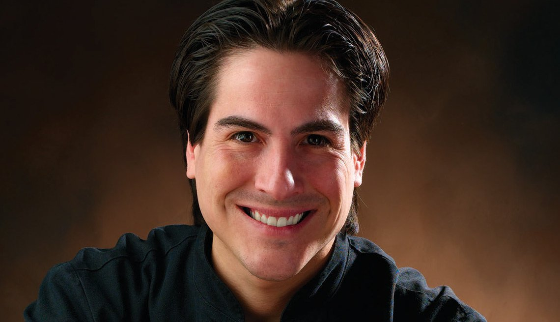 Chef Fernando Desa, Chef Ejecutivo de Goya Foods