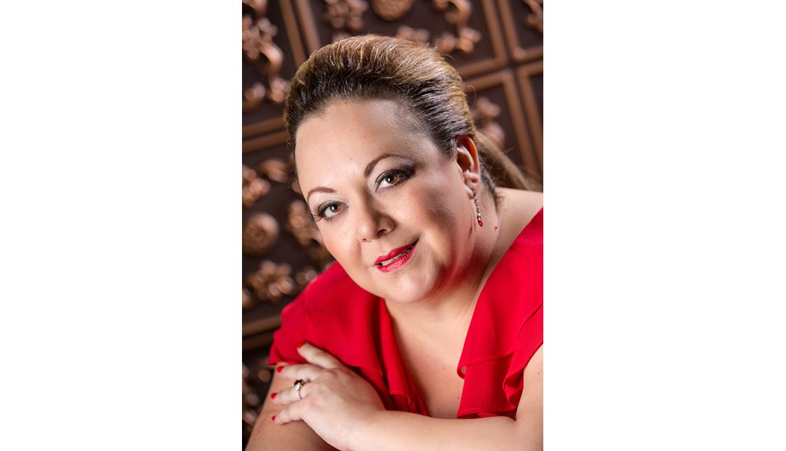 Chef Celia Recinos