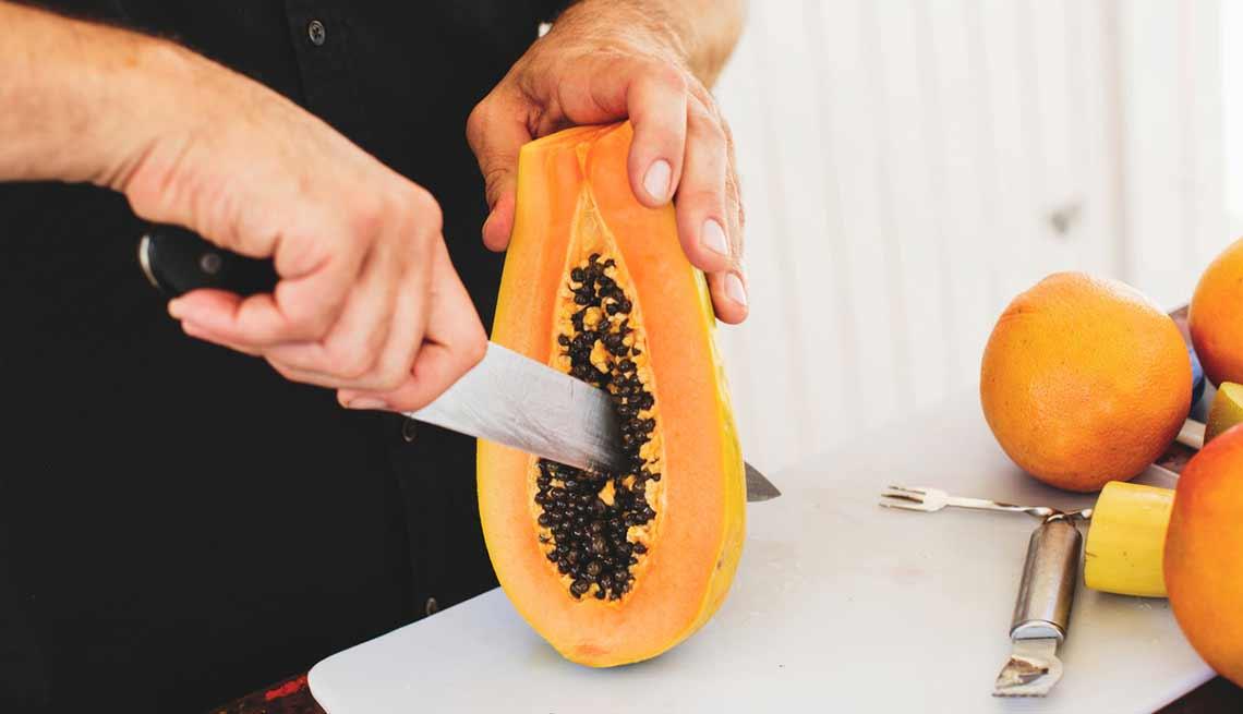 Cuchillos que no deben faltar en tu cocina