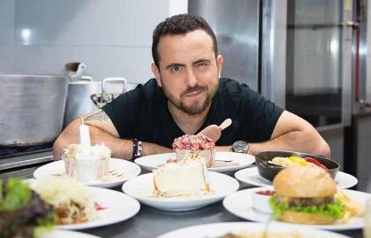 Chef Isaac Azar
