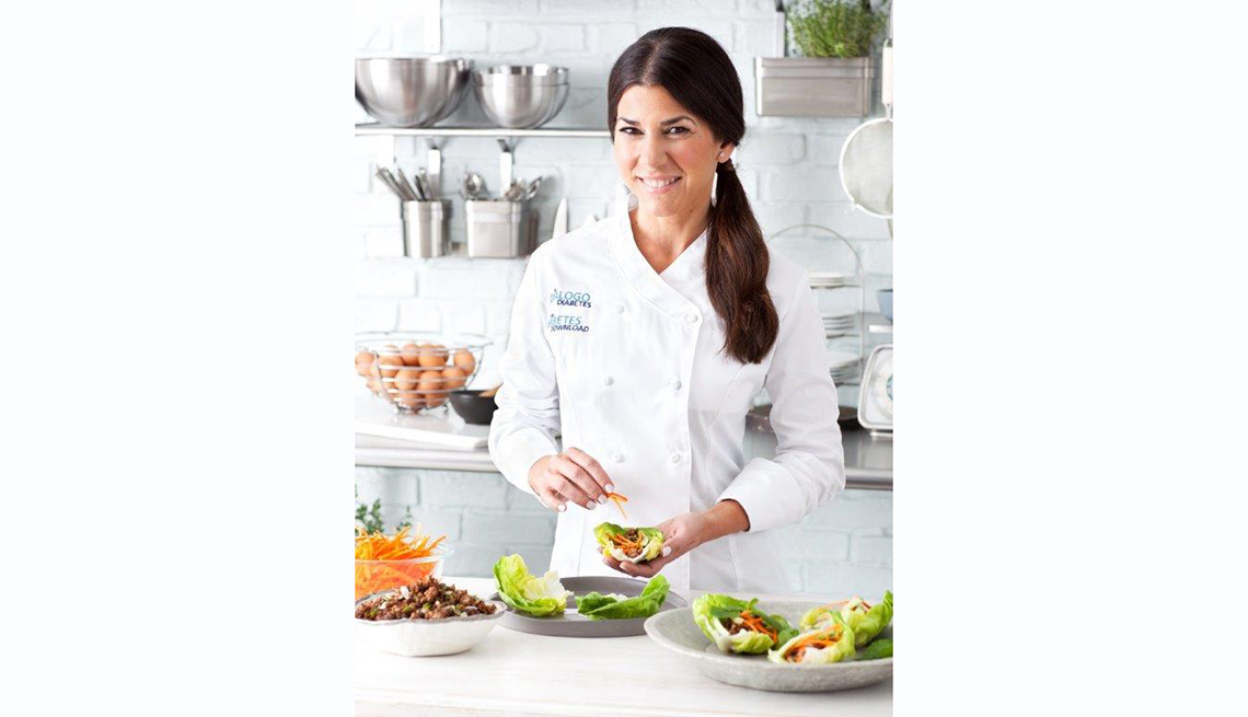 Chef Lourdes Castro