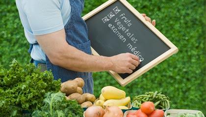 Ferias agrícolas