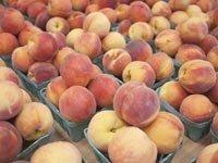 duraznos orgánicos - 10 alimentos en los que usted debería gastar más dinero