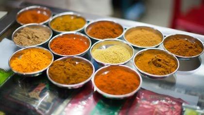 El curry puede ayudar a prevenir la diabetes