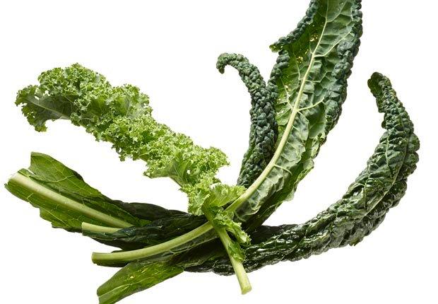 Col - 16 Alimentos para una vida larga y saludable