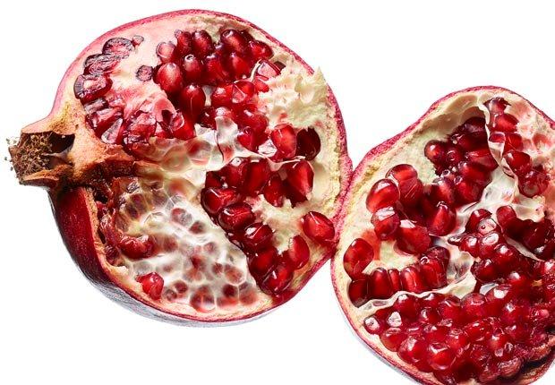Granadas - 16 Alimentos para una vida larga y saludable