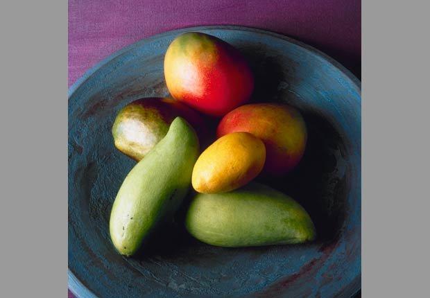 Mangos, 10 alimentos saludables ricos en calorías
