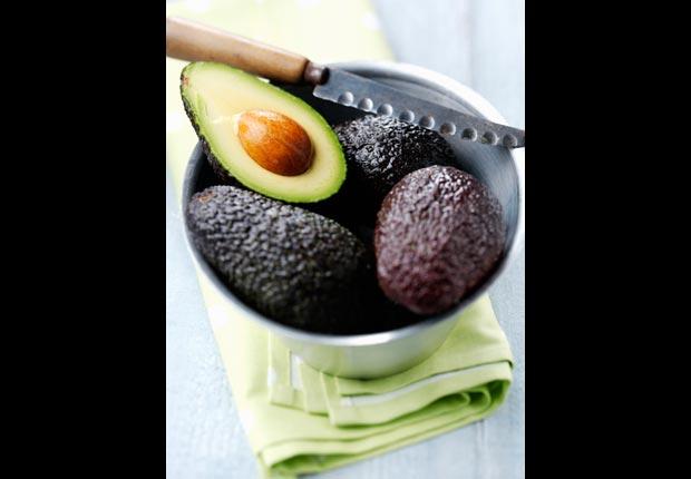 Avocados, calorie dense foods