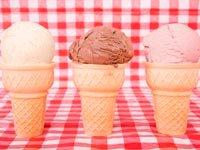 Helados - 10 Alimentos de festivales que va a arruinar su dieta