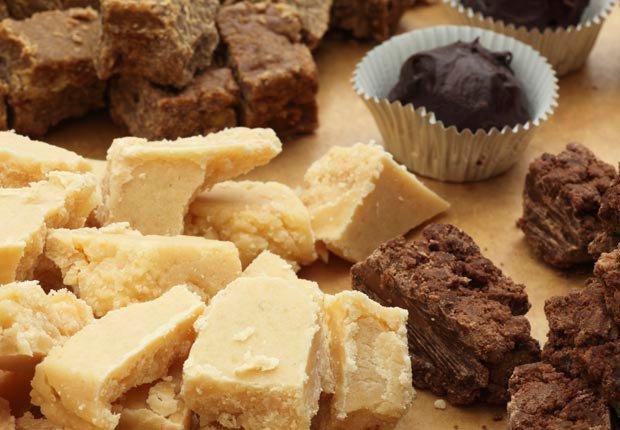 Chocolate - 10 Alimentos de festivales que va a arruinar su dieta