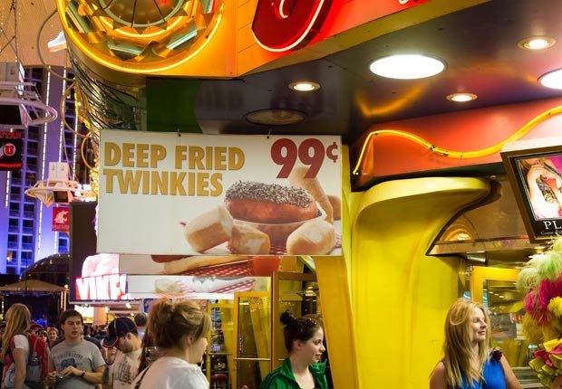 Deep-Fried Twinkies - 10 Alimentos de festivales que va a arruinar su dieta