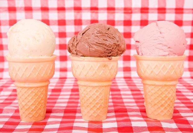 item 3 of Gallery image - Helados - 10 Alimentos de festivales que va a arruinar su dieta