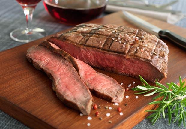 Carne roja - 10 alimentos saludables que pueden ayudar a relajarse